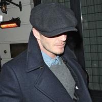 Woolen beckham beret cap male hat casual fashion hat
