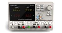 Freeshipping ~  3CH DC power supply  30V/3A*2,2.5V/3.3V/5V/3A*1 SPD3303C Siglent