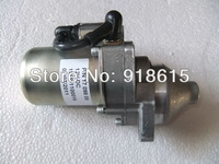 1709805 1709811 motor starter, geniune parts, double cylinder gasoline generator parts 14HP ,
