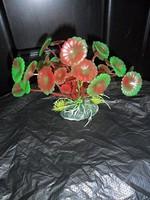 Free shipping 2013 hot selling 14CM aquarium plant with 10pcs/bag