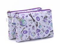 Free shipping high quality  fashion lady organizer bag mutlifuntional cosmetic storage clutch bag women handbag cheapest women