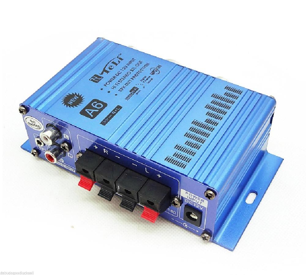 Amplifier Mobil Murah Amplifier Untuk Mobil