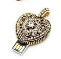 Flash Memory Best Selling Jewelry usb flash drive 2GB 4GB 8GB 16GB 32GB Usb Pendrive
