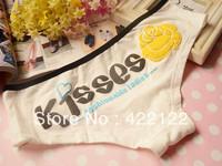 Good quality!women cotton lace many color sexy underwear/ladies cute panties/lingerie/bikini pants/ thong/g-string xw041-12pcs