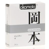 Okamoto limit ultra-thin pure 3 condoms condom adult supplies combination set