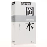 Okamoto condom super smooth ultra-thin condom pure Pink 10 3 set male