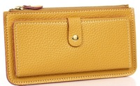 Candy color women's hand bag iopened envelope wallet coin purse long wallet design