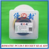 CYLINDER BUCKET SEAL KIT PC120-5 FOR EXCAVATOR KOMATSU