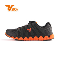 2013 male running shoes light breathable sport shoes running shoes wear-resistant men's