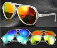 Top quality Crystal frame fashion sunglasses man woman glasses Trend sunglasses free shipping