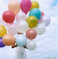 Christmas decoration supplies celebration supplies thickening 10 balloon circle balloon