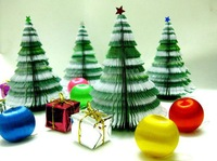 Hot sales Christmas Tree memo pad notes on paper , South Korea stationery gift wholesale 200PCS/lot Free Shipping