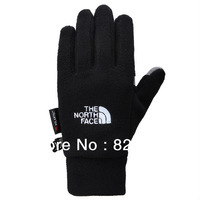 Full Finger Touch Screen Outdoor Hiking Cycling Climbing Winter Gloves Men and Women Warm Windproof  Fleece  Gloves