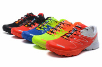 Guaranteed 100%, The Salomon S-LAB Sense Ultra Men outdoor sports hiking shoes 40-45 wholesale retailer  Free shipping