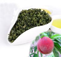 Free Shipping!  250g Taiwan Alishan High Mountain Tea,  Peach Flavour Oolong Tea, Frangrant Wulong Tea