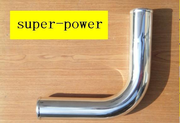76 mm 3 inch 90 degree Aluminum Turbo Intercooler Pipe Piping Tube Tubing / intercooler kits / fuel rail(China (Mainland))
