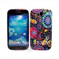 BLACK JELLYFISH TPU GEL CASE COVER FOR THE SAMSUNG GALAXY S4 i9500+1pc Mobile phone stylus