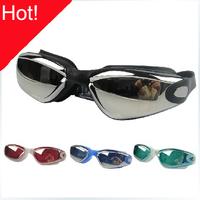 2014 Swimming Goggles Swim Glasses Water Sportswear Anti Fog Uv protected Waterproof Swimwear Eyewear
