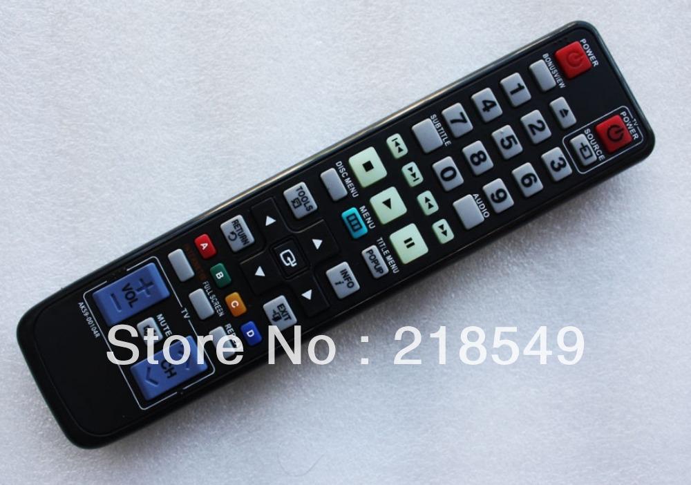 FOR SAMSUNG AK59-00104R BD-C6600 BD-C7509 Blu-ray DVD Player REMOTE CONTROL(China (Mainland))