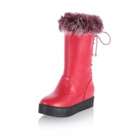 free shipping,2014hot sales,women's autumn boots,cotton-padded shoes,martin boots,female platform fur boots,drop shipping.