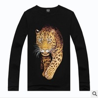 Fashion men's Animal Regule 3D tiger Pullover Hoodies Free shipping hot sale Size S M L XL XXL
