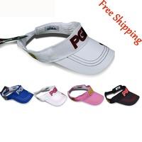Free Freight 5 Colors Branded Golf Caps,Cool Sun Hat Visor,Sport Baseball Cap For Sportmen