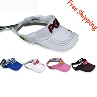 Free Freight 5 Colors Branded Golf Caps,Cool Sun Hat Visor,Sport Baseball Cap For Sportmen