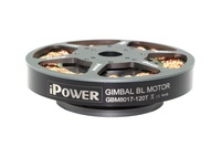 iPower Gimbal Brushless Motor GBM8017-120T for Red Epic Camera Aerial Photography FPV