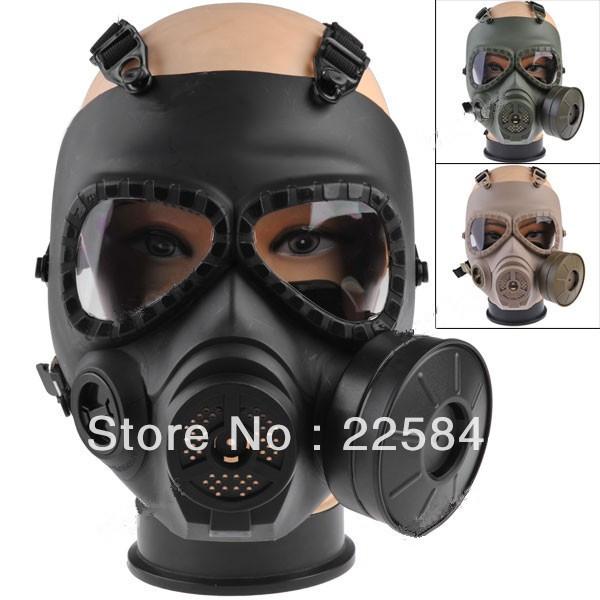 Cool Gas Masks Skulls Skull Head Shaped Gas Mask