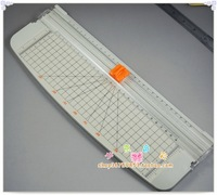 Light And Cheap Paper Cutter Capable for A4 Cutting Capacity 10 Sheets Free Shipping 2PCS/ Lot Wholesale