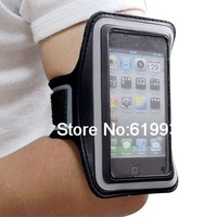 High quality Stylish Sport arm pouch Outdoor wrist bag running Smartphone Case For Samsung S4 I9500