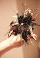 2014 new fashion Mask female phoenix vintage feather ring