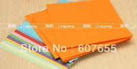 200PCS 20*20cm Origami Paper For DIY Handmade Cranes children DIY animal valentine gift Paper Crafts mix color paper crafts