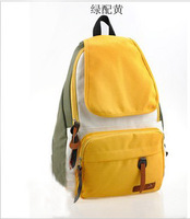 2013 backpack school bag backpack travel bag fashion male women's handbag