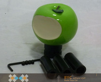 Free shipping Gear Knob, Apple style. NEW Arrived