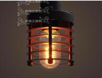T8 industrial designer Loft single head wind decadent chandeliers