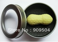Wholesale peanut pen drive usb flash drive 1gb 2gb 4gb 8gb 16gb 32gb usb stick