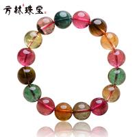 Natural tourmaline bracelet Women crystal bracelet bracelets accessories