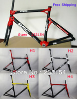 2013 new BMC impec carbon bicycle frame road bike frameset full carbon fiber road bike frames,size 50 53 55 57cm Free shipping