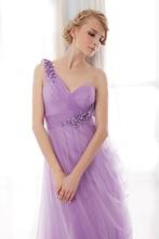 lavender formal dress promotion