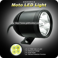 2pcs 30W 3000LM 4*Cree XML U2 Led Work Light For Offroad Machinery Atv Suv Use Led Driving Light
