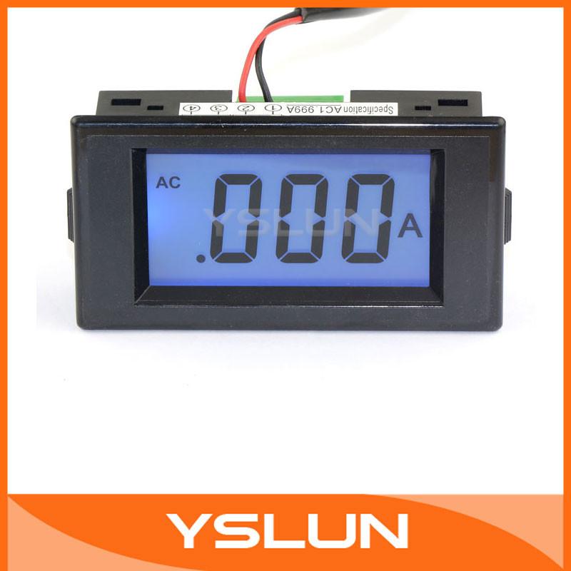 Измеритель величины тока Digital Ammeter 20 /0/1.999a ac/DC8/12v DC #100178 Amp Meter