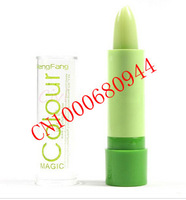 Wholesale - (12 Pcs/lot ) Original Magic colour Temperature change color lipstick moisture anti-aging protection lip balm