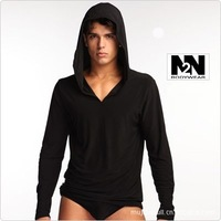Free shipping New Arrivals N2N men's tracksuit sexy soft silk fabric with a full 4-color underpants