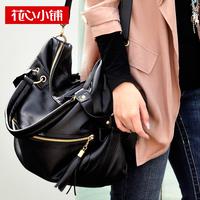 - 2013 autumn and winter vintage women's handbag one shoulder cross-body mobile big bags - d08