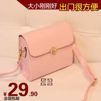 Bags 2013 female messenger bag  handbag cross-body shoulder  female bag mini