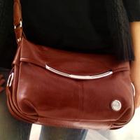2013 women's handbag bag casual messenger  vintage women's bags 1008