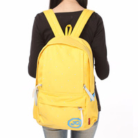 2013 casual canvas backpack fashion school bag  Free Shipping!