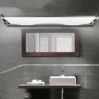 AV86-265V 6W Stainless steel+acryl led mirror light lamp bathroom lamp wall lamp bathroom light fixture wall lamp led bedside