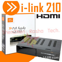 FedEx shipping free Ilink IR210 HD with HDMI port satellite receiver for USA ,Mexico ,Puerto Rico,Canada